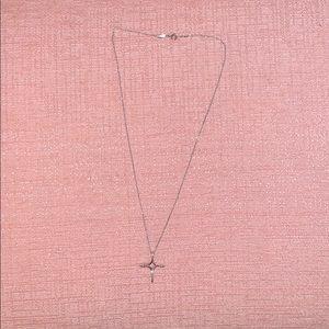Tiffany & Co. Cross Necklace